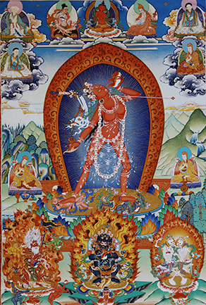 HH Sakya Trichen 2019 Vajrayogini Teachings – Tsechen Kunchab Ling