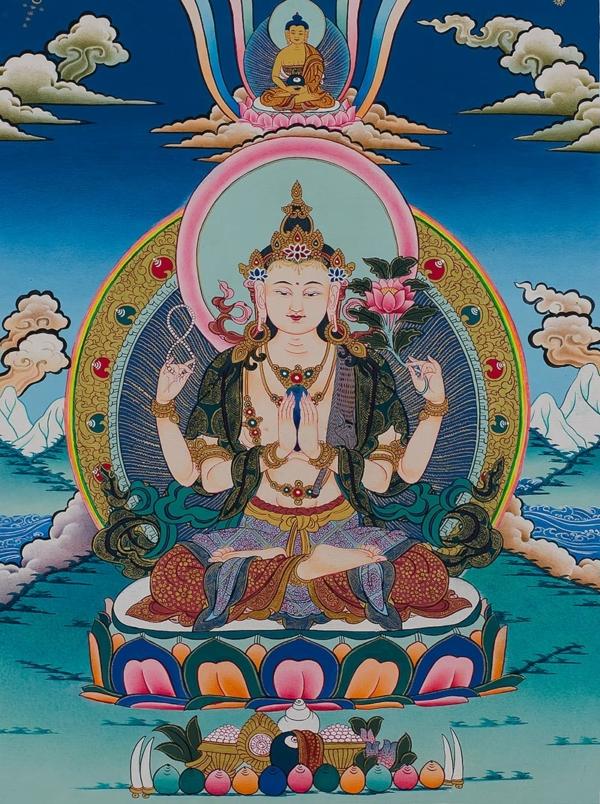 Tsembupa Avalokiteshvara